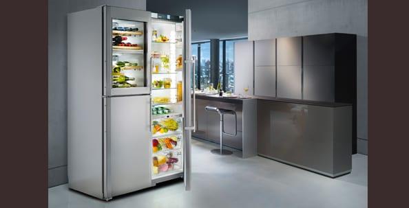 The advantages of Side-by-Side fridge-freezers | {Side-by-side kühlschränke 27}