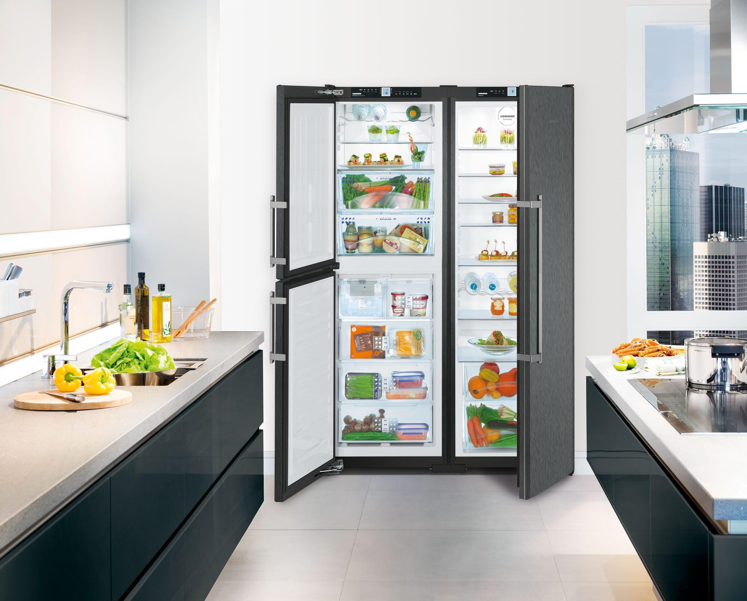 Advantages Of Liebherr Side By Side Fridge Freezers