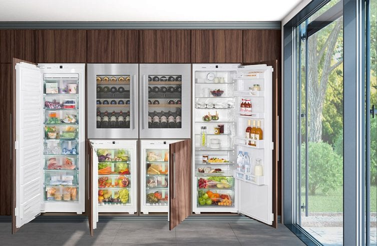 Innovative Liebherr Solutions At Livingkitchen 2017 Freshmag