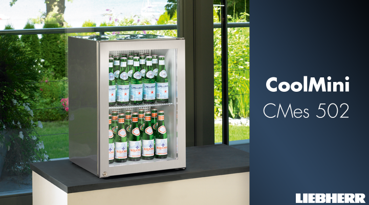 CoolMini CMes 502 Compact Fridge