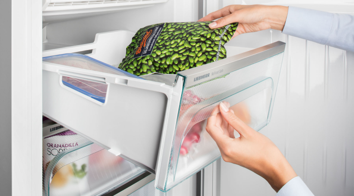 Freezing food packaging is key