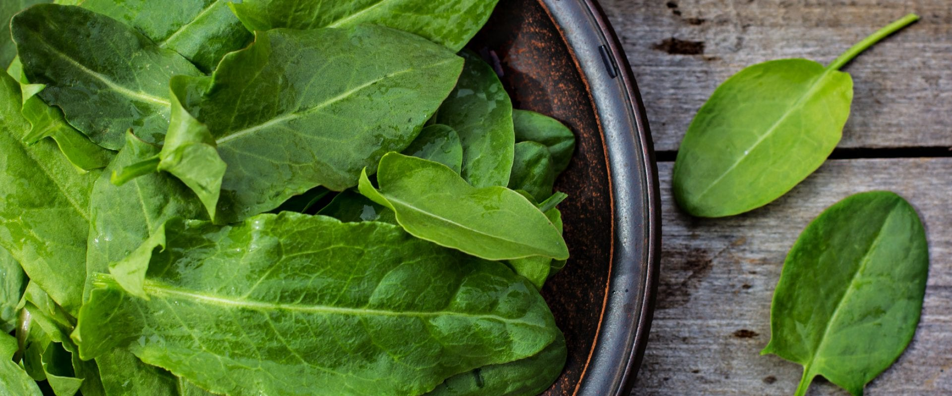 Spinach and the iron myth