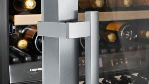 Liebherr wine storage cabinets all come with UV-protection glass