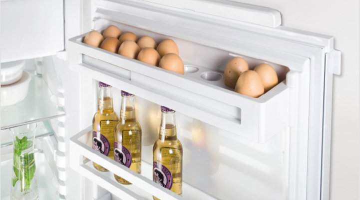 Liebherr Fridge Egg Storage