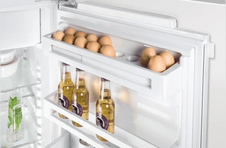 Liebherr Fridge Egg Storage
