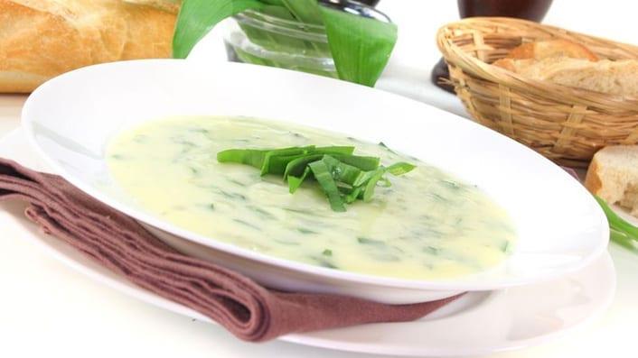 ramson, Liebherr, garlic, recipes