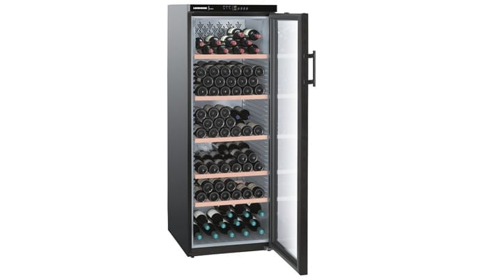 WTb 4212, Liebherr, wine, cooler, appliance
