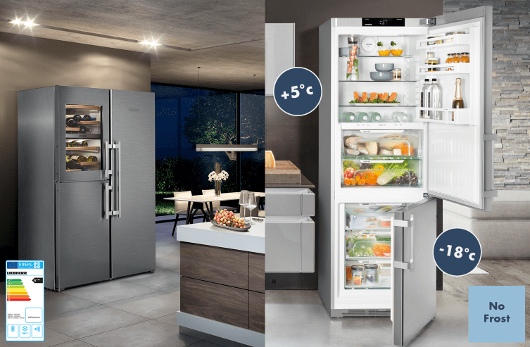 Energy Savings Liebherr Appliances