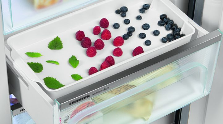 Liebherr Freezer Trays for Herbs