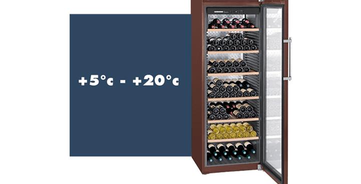 WKt 5552 GrandCru Wine Cabinet