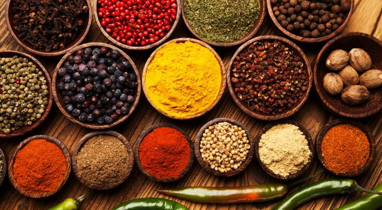 Storing Spices and Herbs