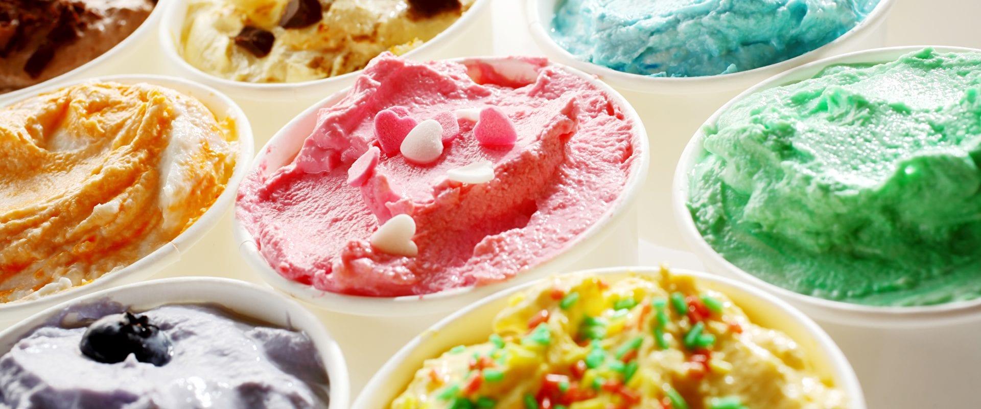 Ice cream: 10 tasty facts