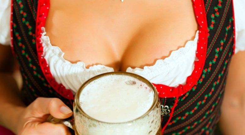 Beer fact: it does not make men's breasts grow