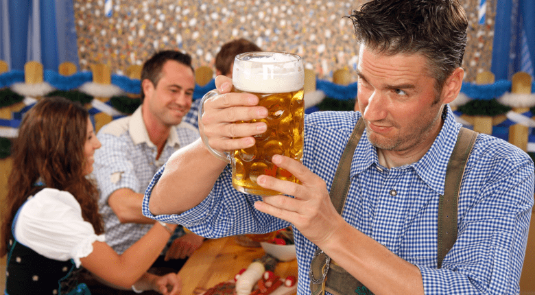 What makes the perfect beer head?