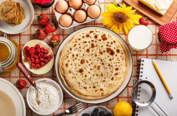 Ideas for Healthier Pancakes