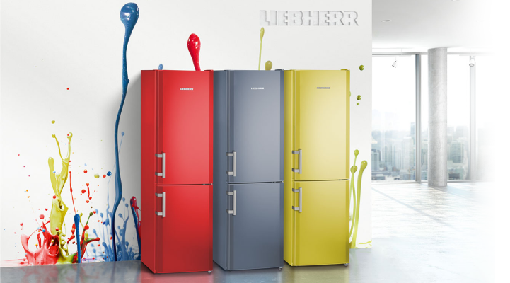 Colourline CU 3311 Fridge Freezer