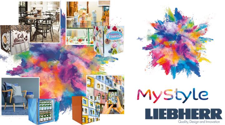 MyStyle Liebherr Appliances