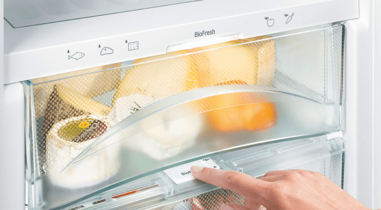 Cheese storage, Liebherr BioFresh