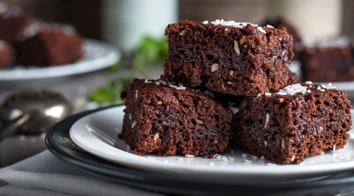 The Vegan Society Brownies Recipe
