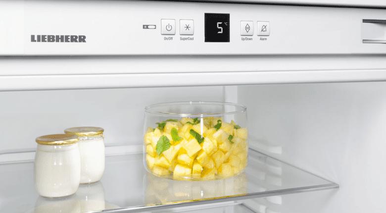 Ideal Refrigerator Temperature