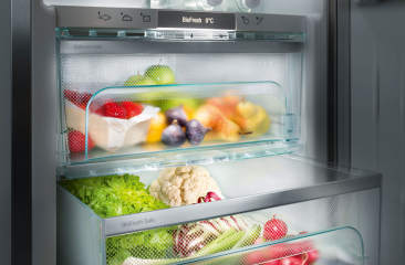 BioFresh food storage by Liebherr