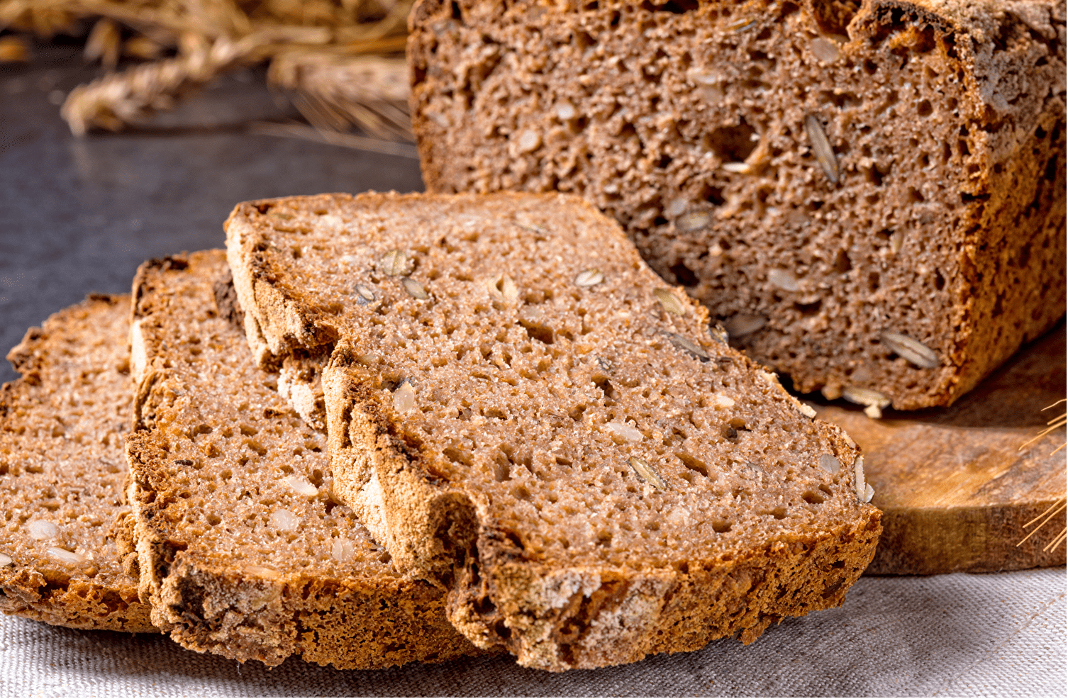 Wholegrain high fibre bread-HEADER