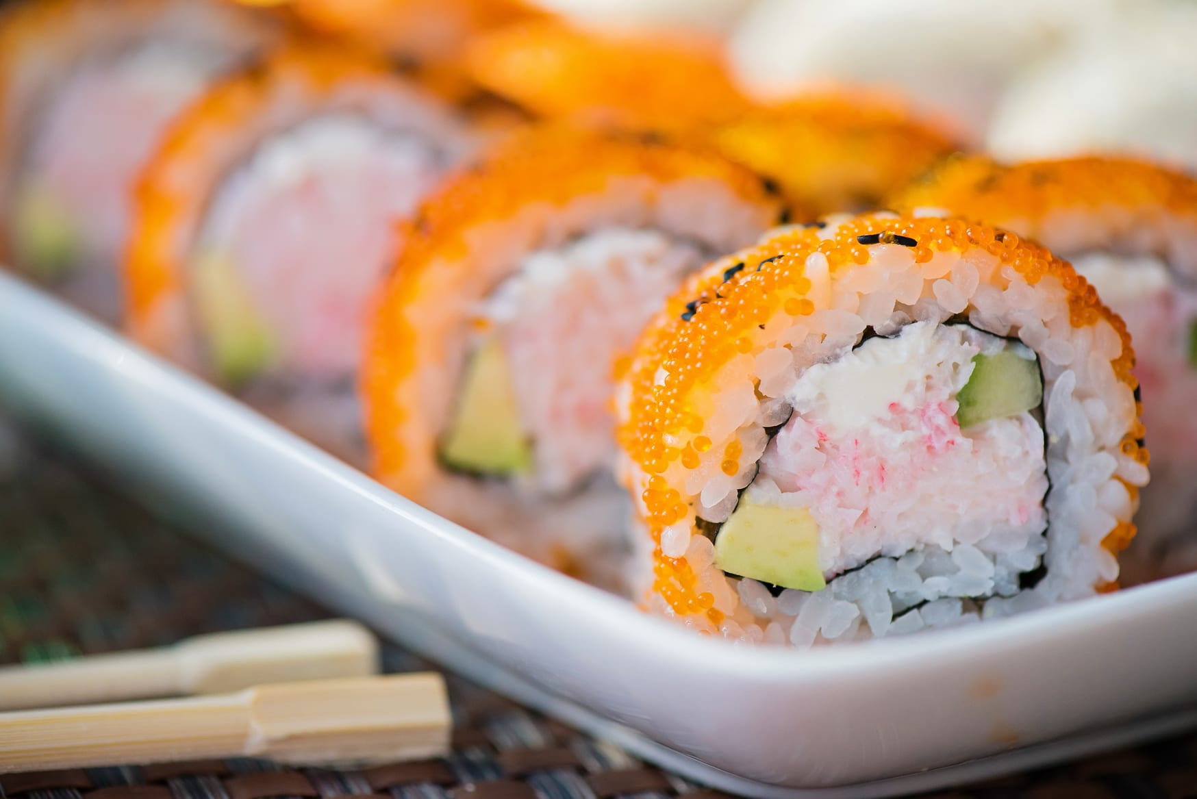 Sushi: The Story of the California Roll - FreshMAGAZINE