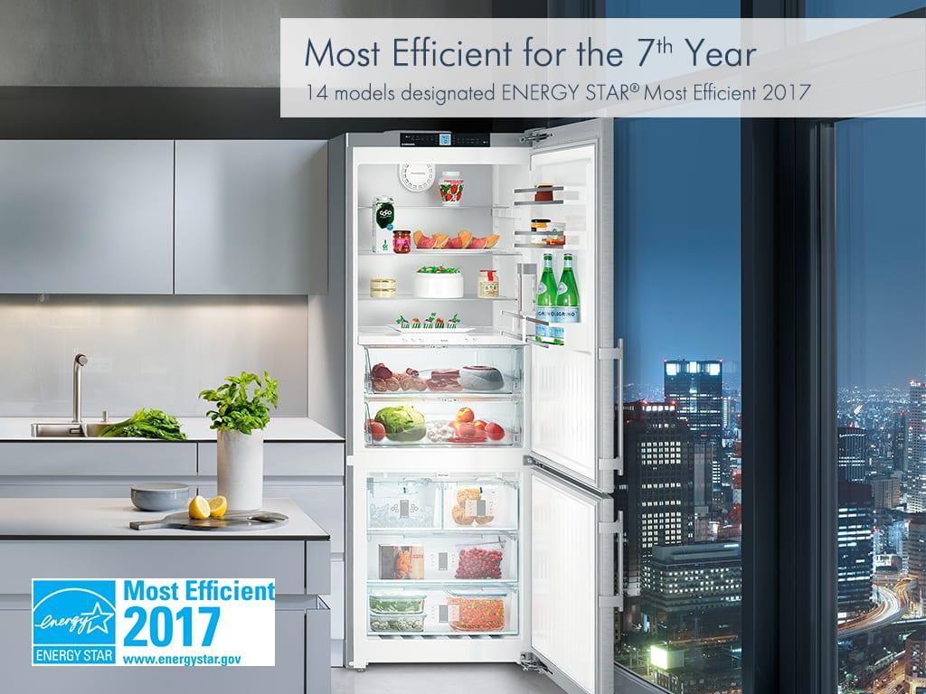 Energy Star Most Efficient Year For Liebherr Freshmagazine