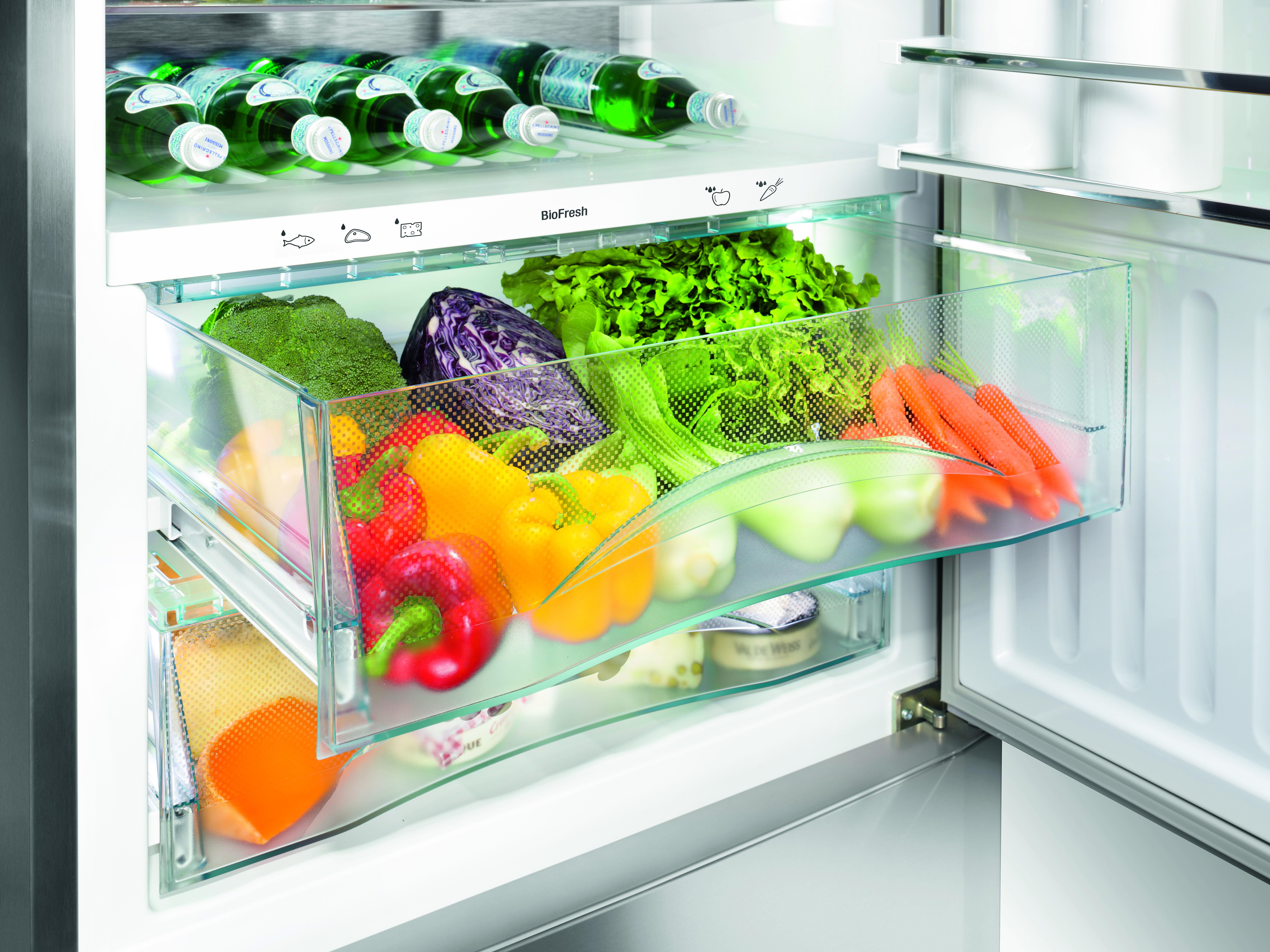 Food Preservation Biocool Vs Biofresh Liebherr Freshmagazine