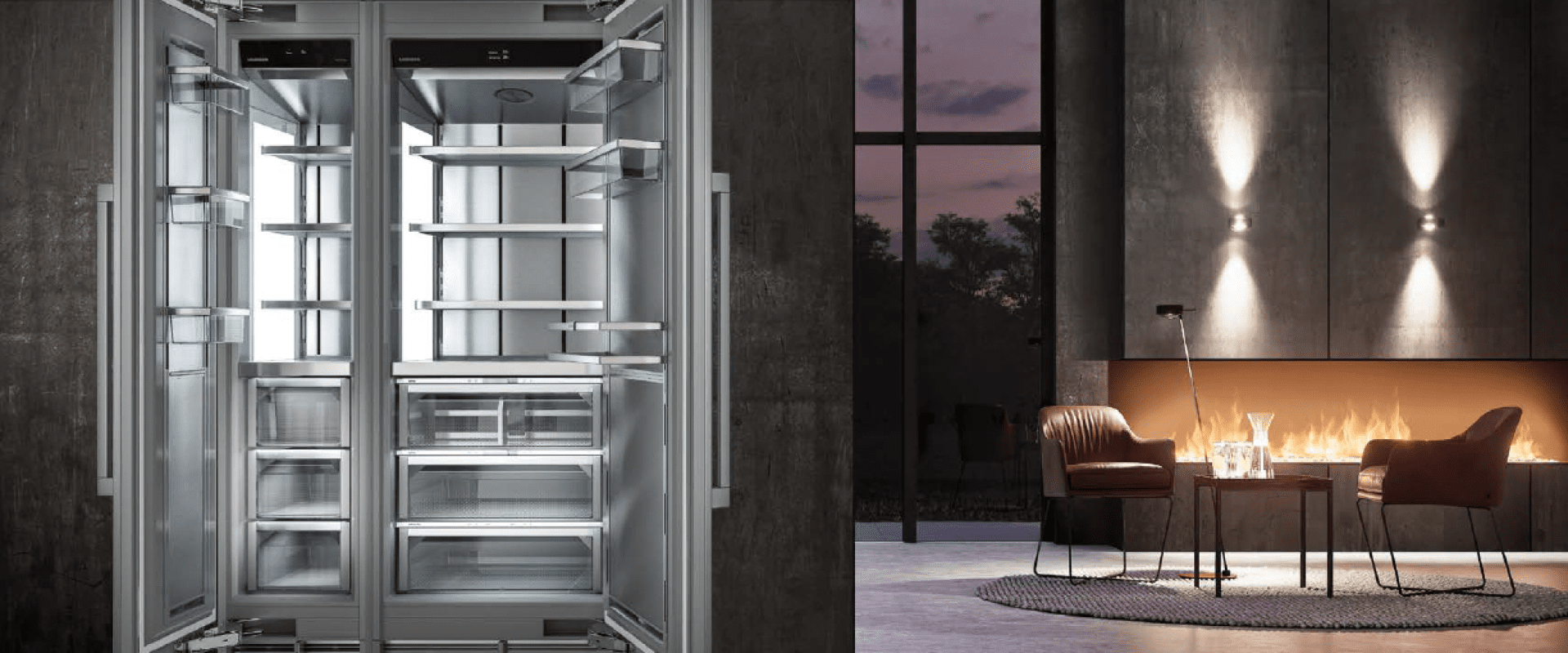 5290Liebherr Showcases Monolith Towers and New Undercounter Refrigeration Units at 2018 Architectural Digest Design Show