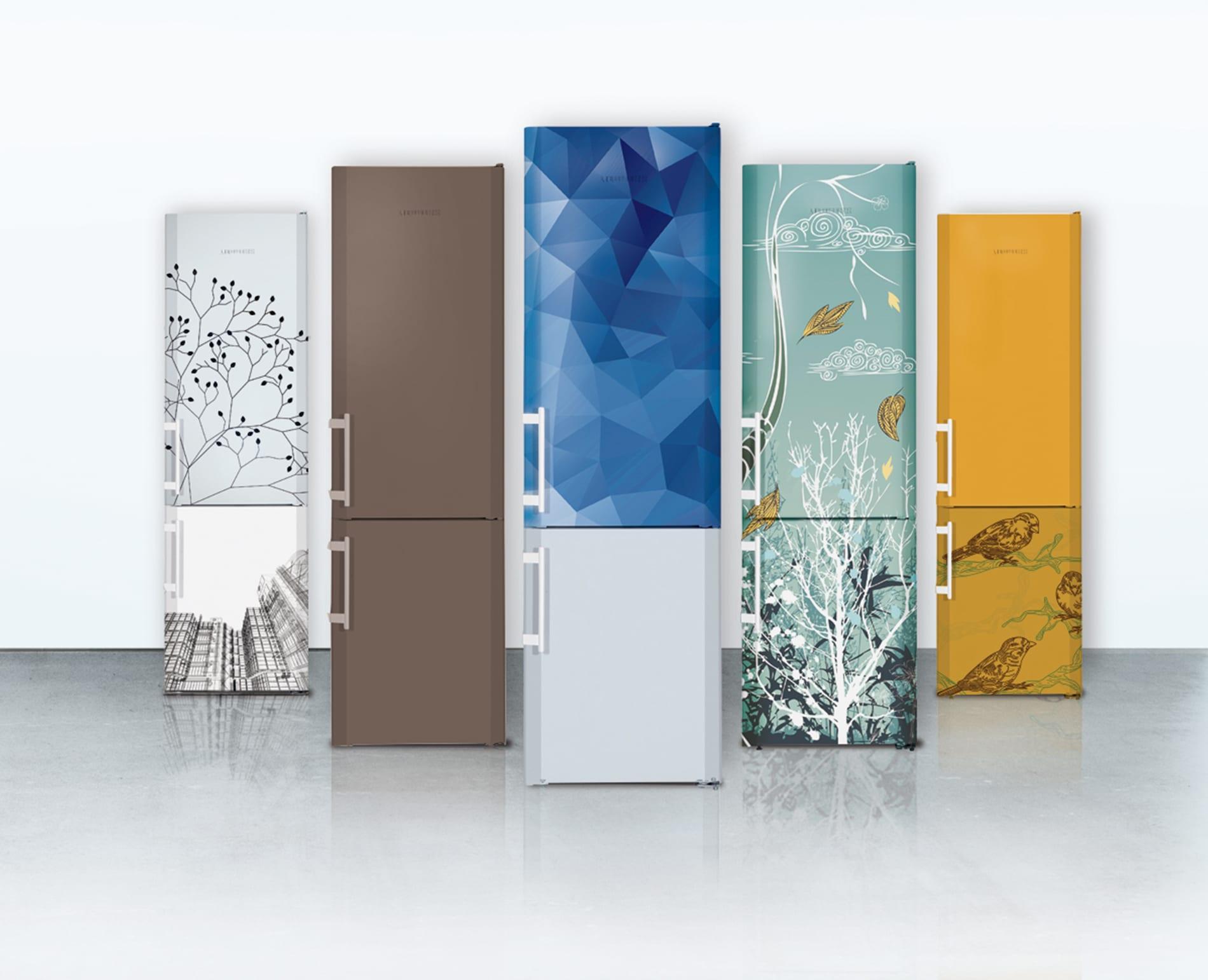Творческо предизвикателство от Либхер: създайте свой собствен дизайнерски хладилник!