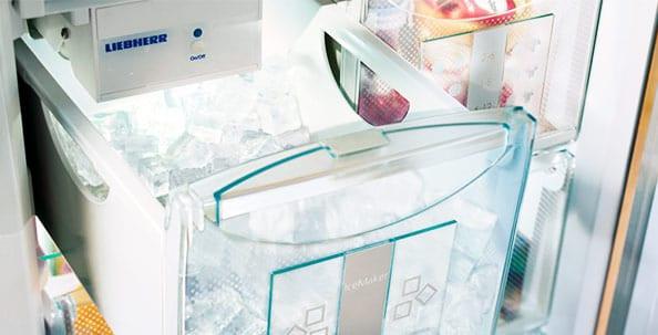 Ледогенератор Либхер - ледена свежест по всяко време