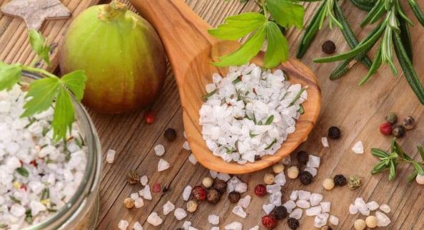 Kräutersalz, Gewürze, herb salt