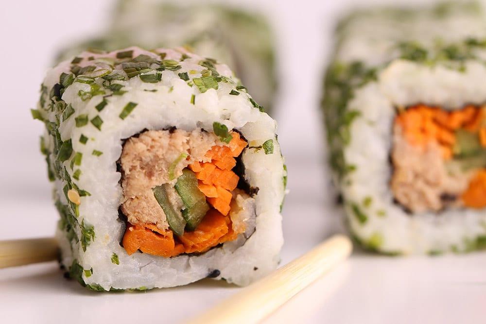 Как да приготвите перфектния ориз за суши: