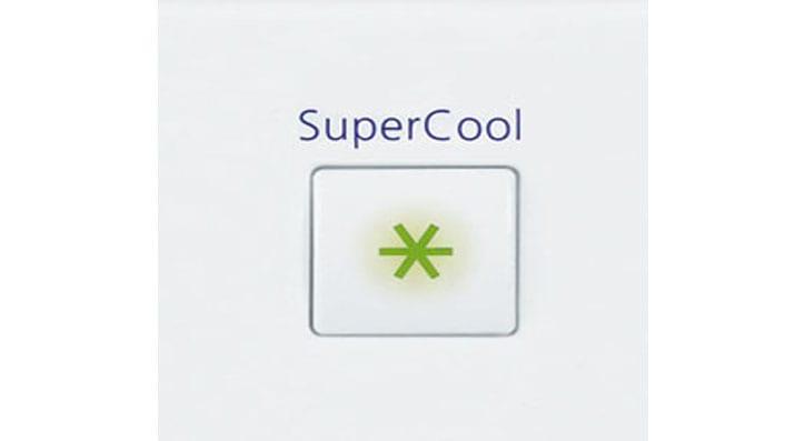 Caută iconița SuperCool pe electrocasnicele Liebherr