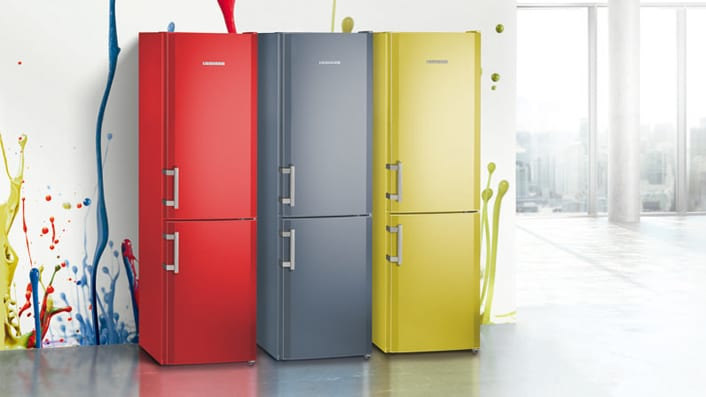 Culori superbe: Noua gamă Liebherr ColourLine.