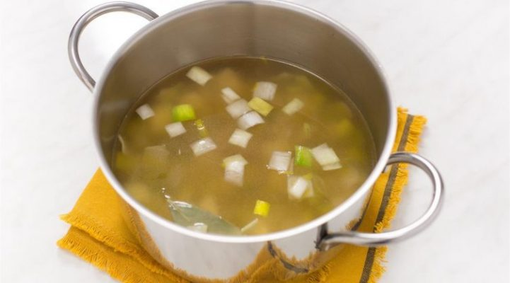 supa crema de praz cu cartofi 6