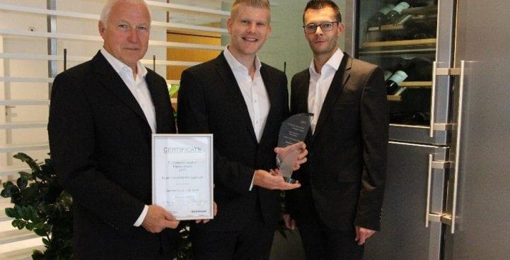Premiu Inovatie Liebherr
