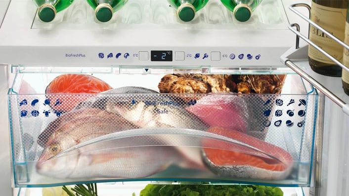 dorades truites comment bien conserver les poissons. Black Bedroom Furniture Sets. Home Design Ideas