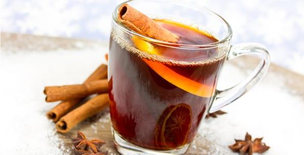 Vin chaud fait maison une recette qui r chauffe - Recette vin chaud alsacien ...