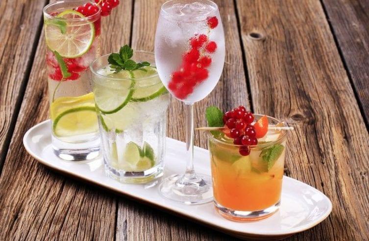 Cocktail été