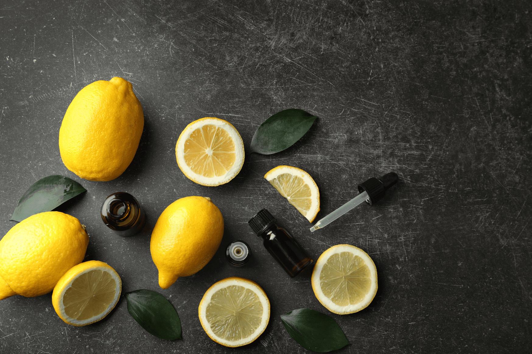 huiles essentielle, citron, recette, conseil, basilic