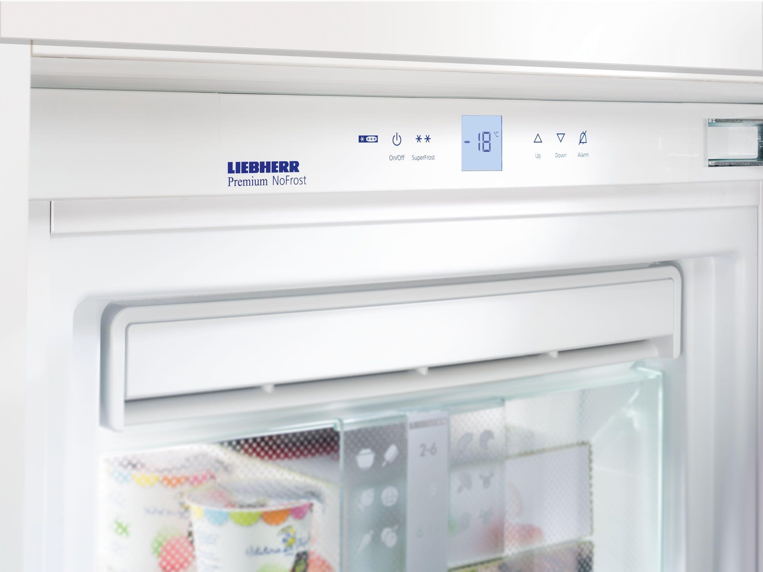 Perch la temperatura ideale del congelatore 18 c freshmag - Temperatura freezer casa ...