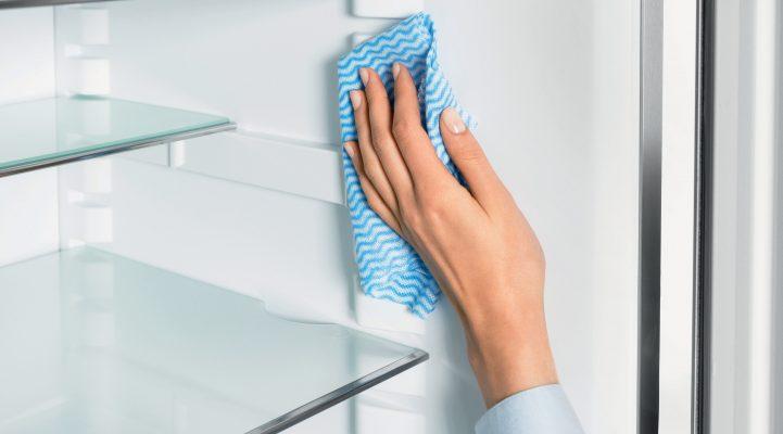 il modo migliore di pulire il frigo - freshmag it