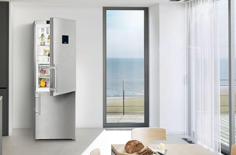 come funziona un frigorifero combinato freshmag. Black Bedroom Furniture Sets. Home Design Ideas