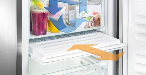 Bosch Kühlschrank Abtauen : Nofrost: nie mehr den gefrierschrank abtauen freshmag