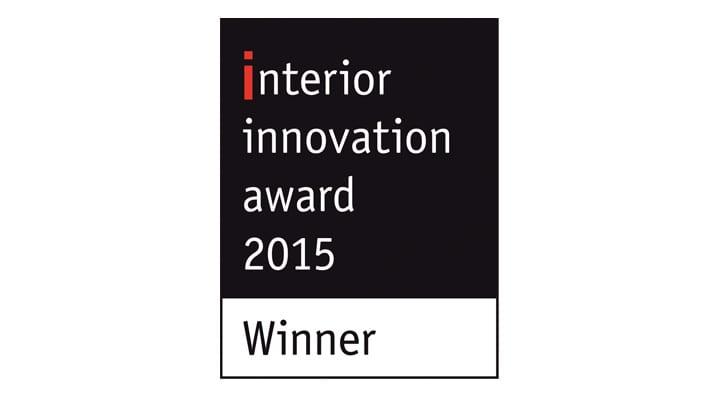 Qualität, Design und Innnovation: Das BlackSteel Side-by-Side-Modell SBSbs 7263 von Liebherr wurde mit dem 'Interior Innovation Award 2015' ausgezeichnet.