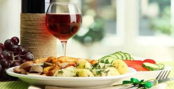 Essen, Wein, Einmaleins, Harmonie, Genuss, Geschmack, Liebherr