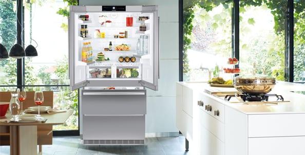 Side By Side Einbau Kühlschrank Liebherr : Frenchdoor: alles wichtige zu den liebherr modellen