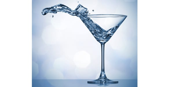 Martini Cocktail, James Bond, Liebherr